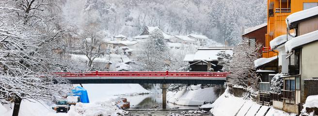 Takayama town