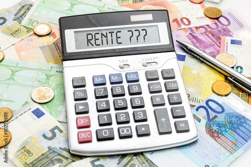 Rente - 80272688