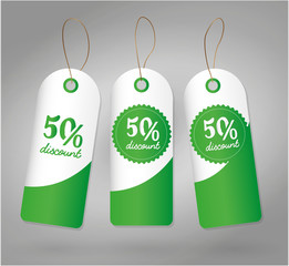 label sale percentage discount price isolated
