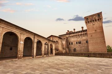 Castello di Vignola, Modena Italia