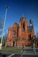 Heilig-Kreuz-Kirche Berlin-Kreuzberg