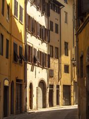 Firenze,un vicolo.