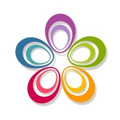 Innovation. Abstract Logo design