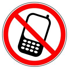 Handy Smartphone Verbot  #150322-02