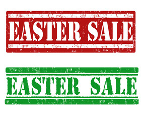 Easter sale stamps