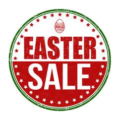 Easter sale stamp