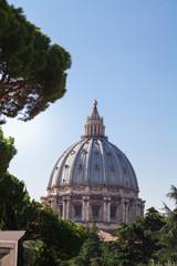 St Peter's Basilica in Vatican.