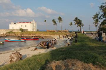 landscape,Mozambique