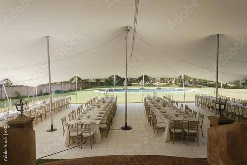 Dining Tent Decor - 80279081
