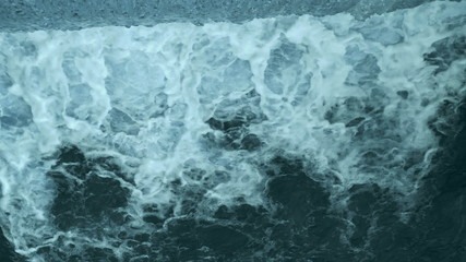 Water foam flowing. Abstract background