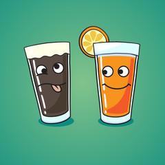 beer or juice