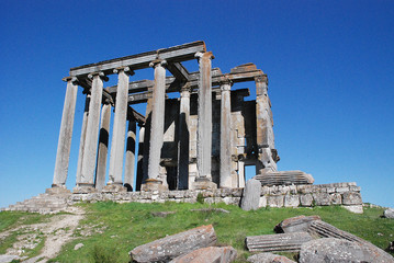 Aizanoi Zeus Tapınağı Kütahya