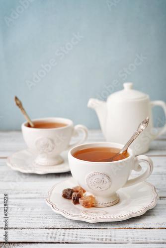 Cup of tea - 80284226