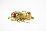 Kostbarer Goldschmuck - 80286252