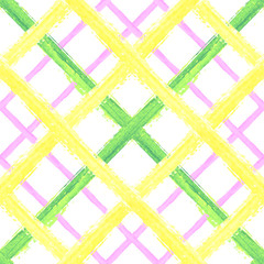 Seamless tartan pattern 7
