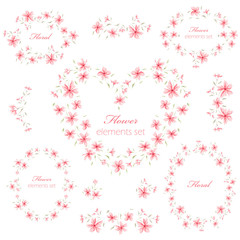 Floral Frame Collection 2