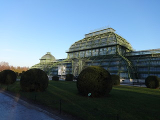 Schoenbrunn Greenhouse