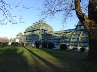 Schoenbrunn Greenhouse