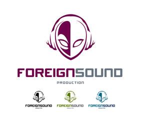 Foreign Sound Logo