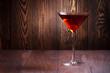 Manhattan cocktail - 80295242