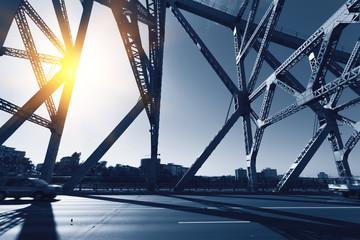 Brisbane city, bridge