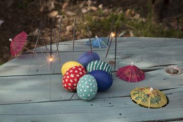 Yumurtalar ve Kutlama