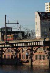 Stadtbahnviadukt am S-Bahnhof Jannowitzbrücke