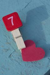 Şanslı Rakam Olarak Yedi