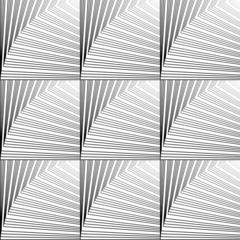 Design seamless circle geometric pattern