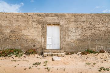 La porta sulla spiaggia