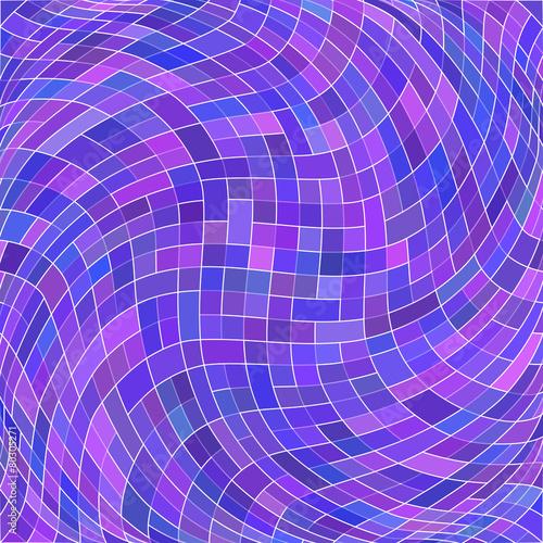 fototapeta na ścianę Kolorowe tło z prostokątów. Raster. 9