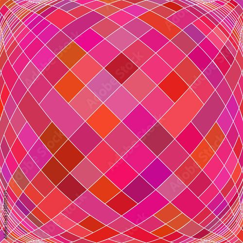 fototapeta na ścianę Kolorowe tło z prostokątów. Raster. 10