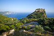 Ruins of Angelokastro fortress - Corfu island, Greece - 80305457