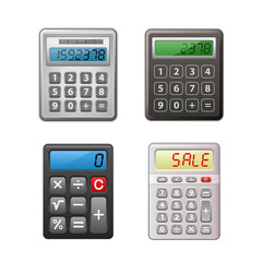 Calculator collection