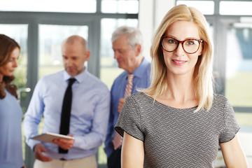 Executive business woman
