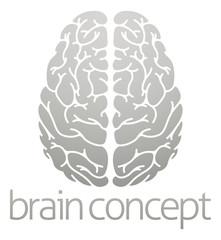 Hhuman brain concept