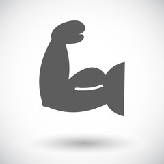 Icon of bodybuilding.