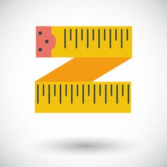 Centimetr icon.