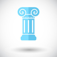 Column single icon.