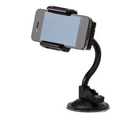 Car holder for mobile device