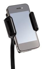 Car holder for mobile device