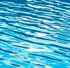 Wasser, Wasseroberfläche