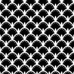 Peacock tail  Seamless Pattern