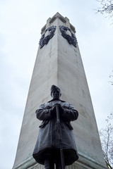 Northwestern Railway Company WW1 memorial