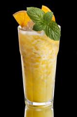 Summer refreshing cocktail
