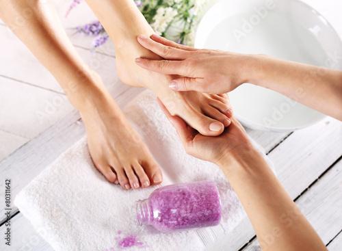 Spa dla stóp, masaż i pielęgnacja - 80311642
