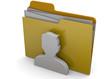 Users Folder - 3D