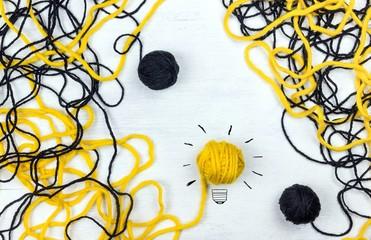 Lösungsansätze - aus dem Gedankenchaos zur Lösung