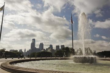 View of Center City Skyline, Philadelphia