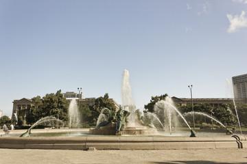 Swann Memorial Fountain, Logan Circle, Philadelphia
